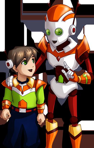 kneoworld robot